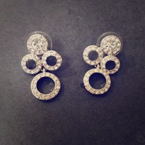 FINAL SALE! KATE SPADE Statement Bridal Earrings